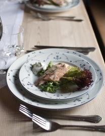 Webpage with Norwegian recipies